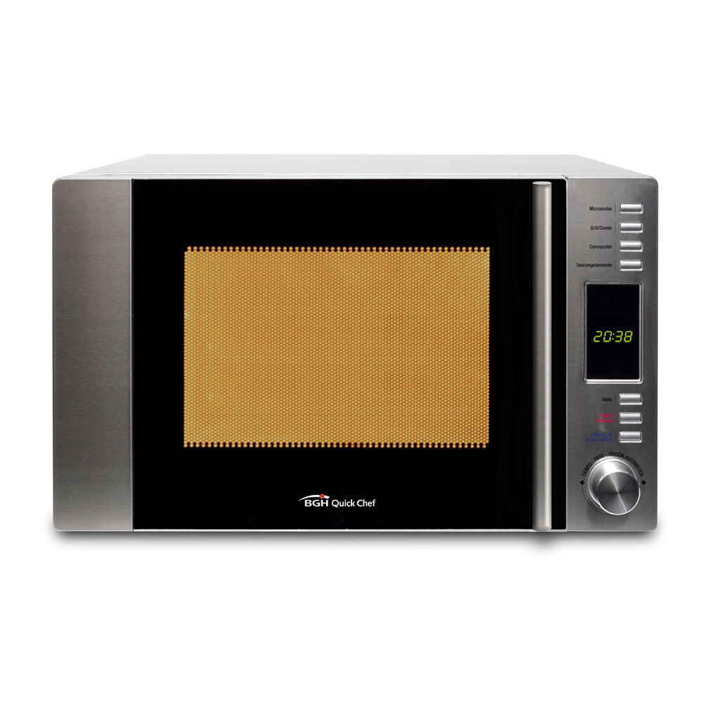 Cocina microondas bgh recetas