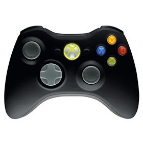 JOYSTICKS-MICROSOFT-360-BLACK-WIRELES