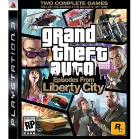 JUEGO-PS3-ROCKSTAR-GTA--EPISODES-FROM-LIBERTY-CIT