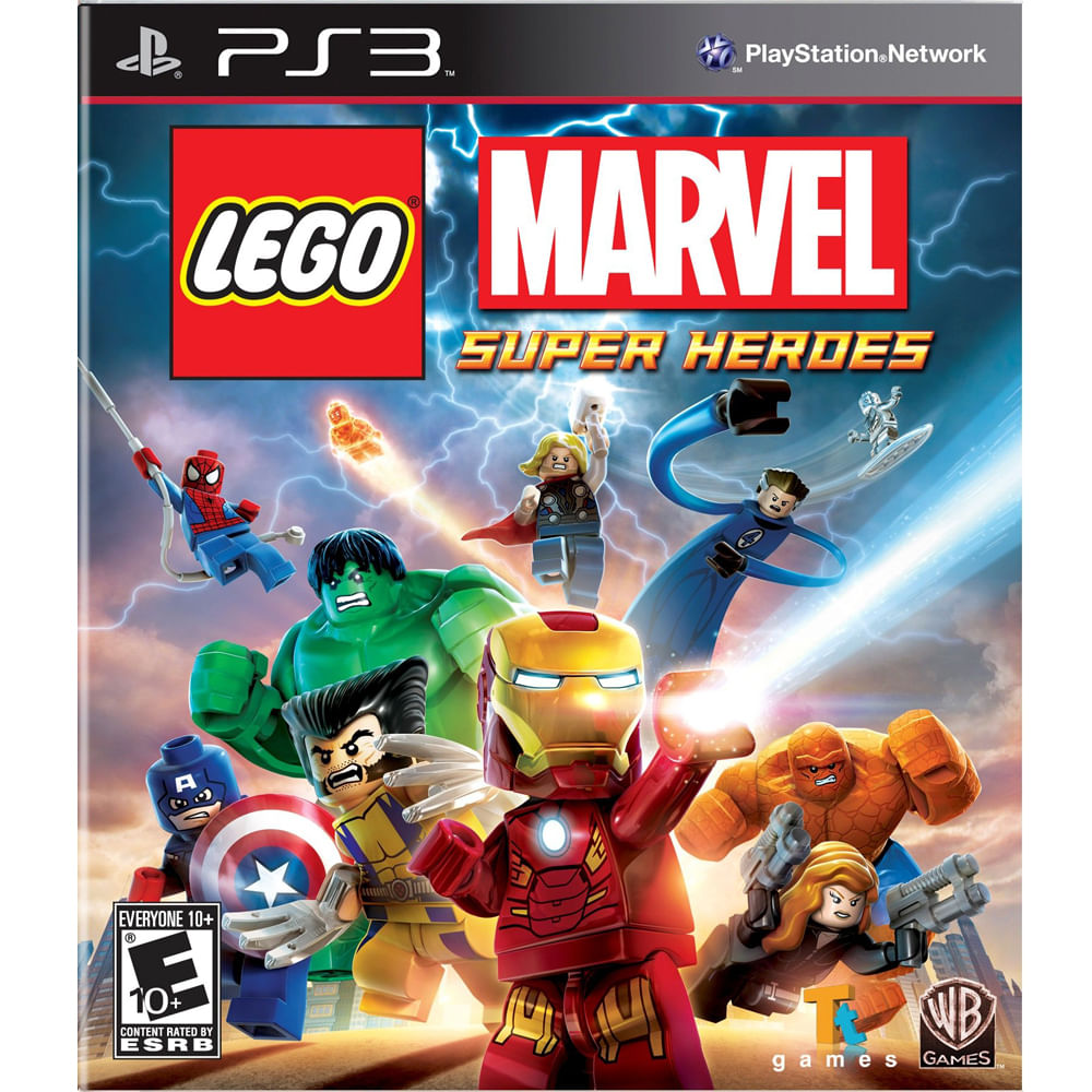 JUEGO-PS3-WARNER-BROS-LEGO-MARVEL-SUPER-HEROE