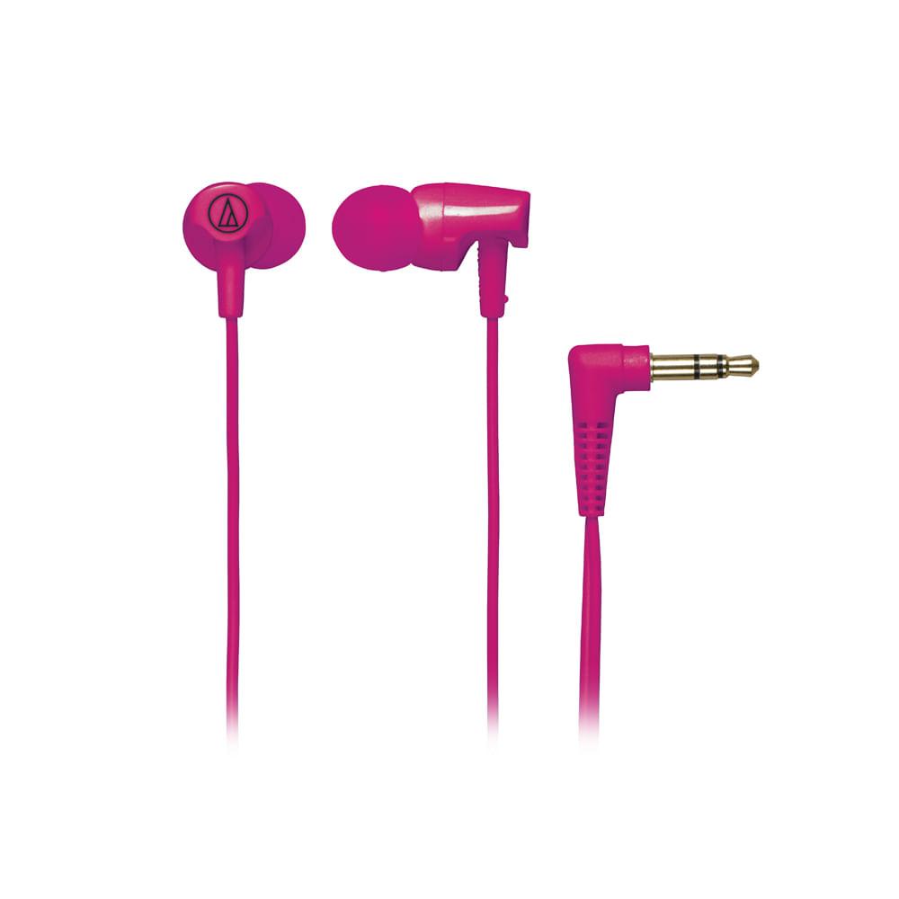 AURICULAR-IN-EAR-AUDIO-TECHNICA-ATH-CLR100P