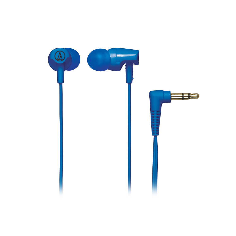 AURICULAR-IN-EAR-AUDIO-TECHNICA-ATH-CLR100AZU