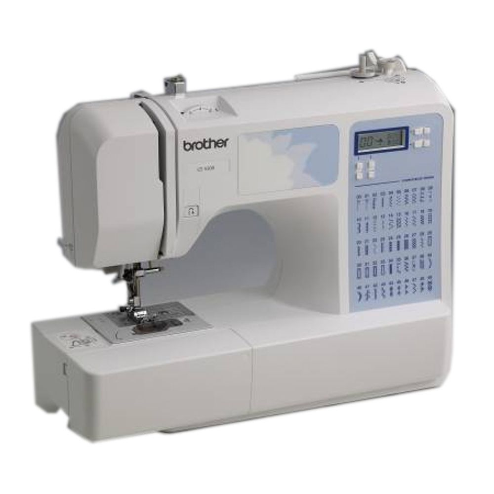 MAQUINA DE COSER BROTHER CE5500 - fravega