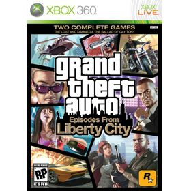 JUEGO-XBOX360-ROCK-STAR-GAMES-GTA-EPISODES-FROM-LIBERTY-CITY