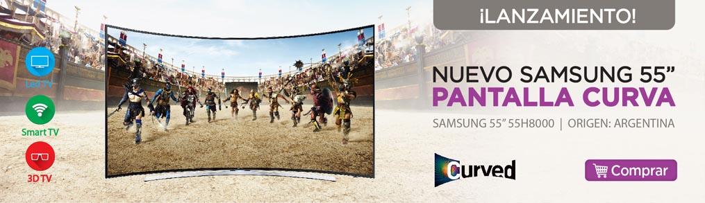 SMART TV SAMSUNG 55 55H8000