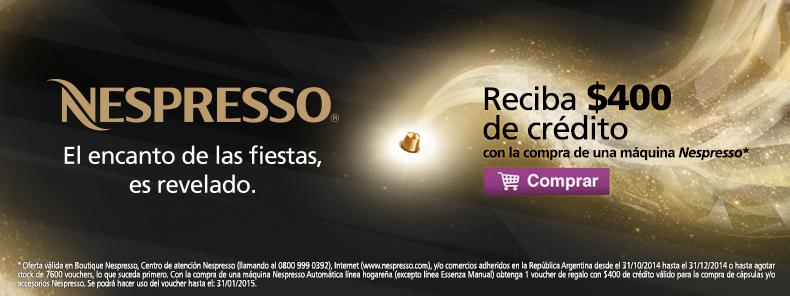 Rotador Promo Nespresso