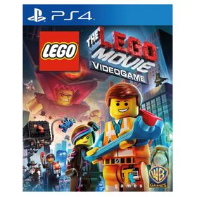 JUEGO-PS4-WARNER-BROS-LEGO-MOVIE-VIDEOGAM