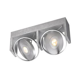 SPOT-PHILIPS-VISION-2LED-AL