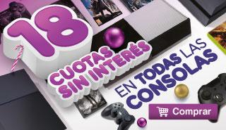 Rotador 18 en Consolas