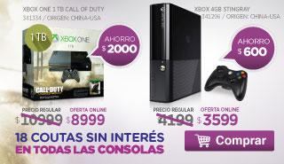 Rotador Ofertas Xbox