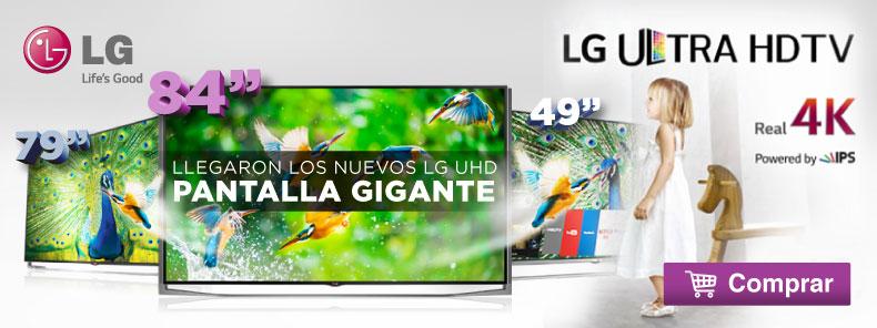 Rotador LG ULTRA HDTV
