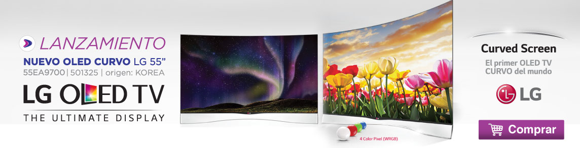 Rotador 501325 LG OLED TV CURVO