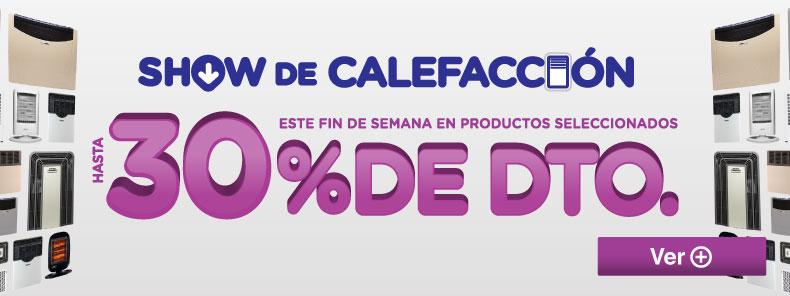 Rotador Show Calefaccion