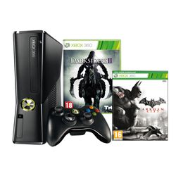 CONSOLA-XBOX360-MICROSOFT-250GB--DARKSIDERS-2--BATMAN