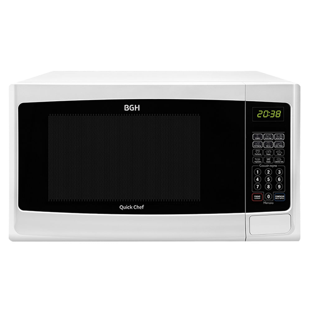 Cocina microondas bgh recetas electrodomsticos - Cocinando con microondas ...