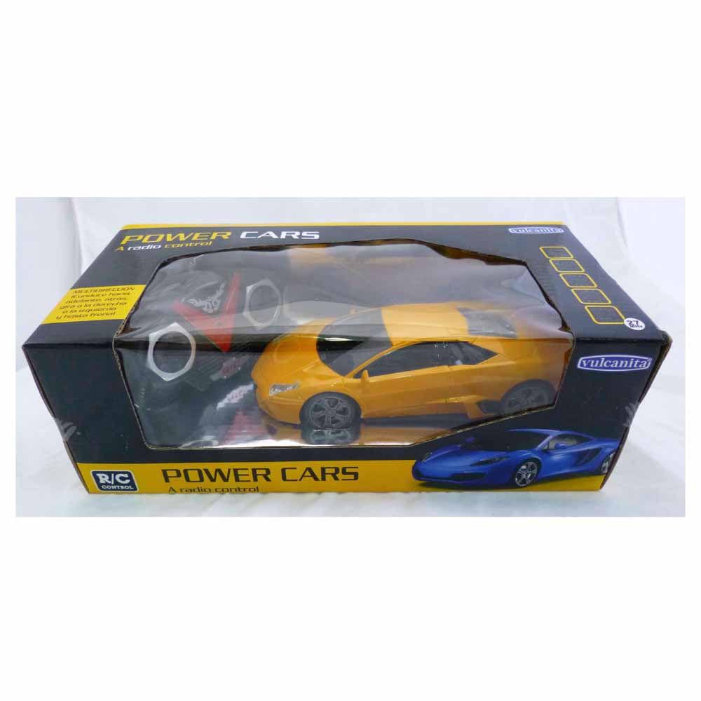 AUTO-POWER-CAR-RADIO-CONTROL-ROJO
