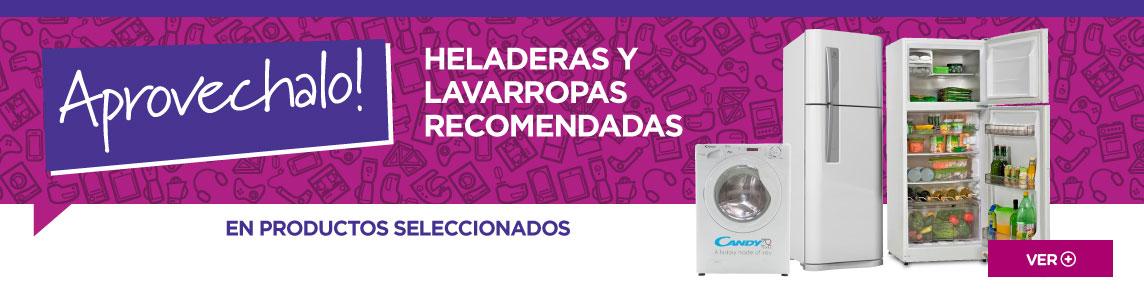 Rotador Heladeras y Lavarropas Recomendados