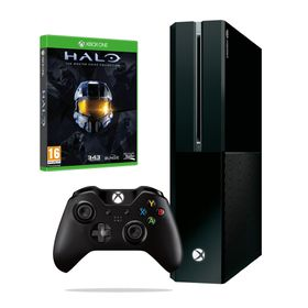 CONSOLA-XBOX-ONE-MICROSOFT-PACK-HALO-THE-MASTER-CHIEF