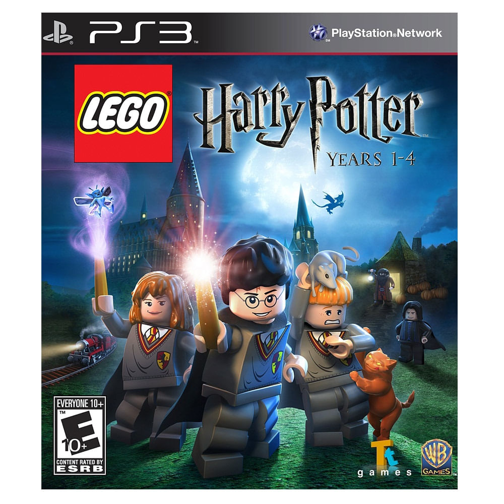 JUEGO-PS3-LEGO-HARRY-POTTER-YEAR-1-4