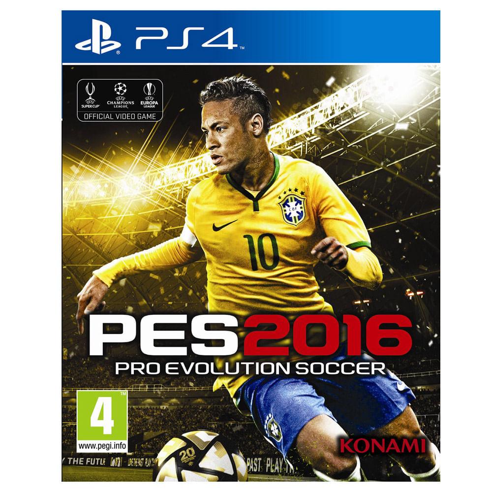 JUEGO-PS4-KONAMI-PES-2016