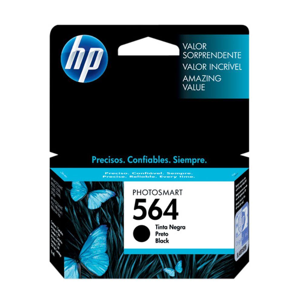 CARTUCHO-HP-564-NEGRO-CB316WL