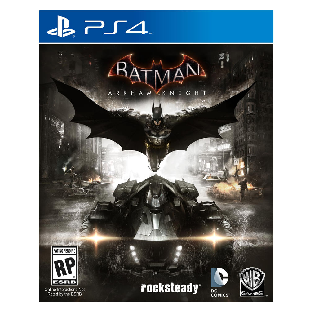 JUEGO-PS4-ROCKSTEADY-STUDIOS-BATMAN-ARKHAM-KNIGHT