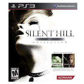 JUEGO-PS3-KONAMI-SILENT-HILL-COLLECTION