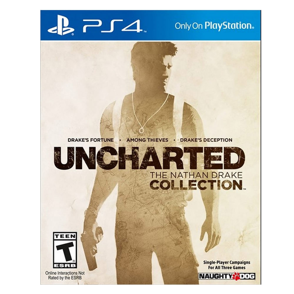 JUEGO-PS4-SONY-UNCHARTED-COLLECTION