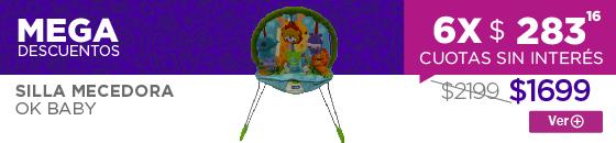 Half Banner SILLA MECEDORA OK BABY