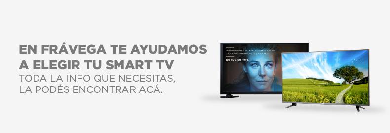 Banner Smart Tv