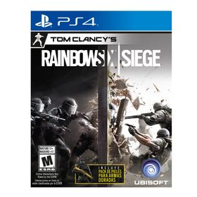 JUEGO-UBISOFT-PS4-RAINBOW-SIX-SIEGE-LIMITED-EDITION