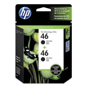 CARTUCHO-H.PACKARD-HP46-BLACK-INK-CART-2PACK