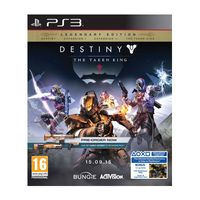 JUEGO-PS3-ACTIVISION-PS3-DESTINY-THE-TAKEN-KING