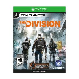 JUEGO-XBOX-ONE-UBISOFT-XBOX-ONE-THE-DIVISION-LIMITED-EDITION