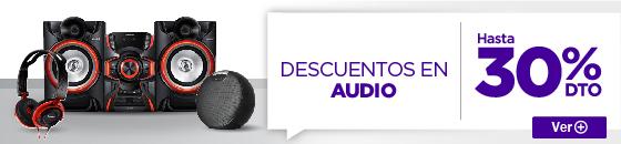 Half Banner OFertas en Audio