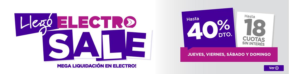 Rotador Electro Sale Hasta 12 Cuotas V a D