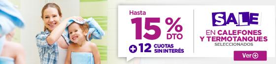Half banner Electro Sale Agua Caliente V a D