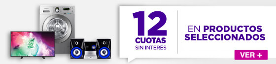 Half Banner 12 cuotas