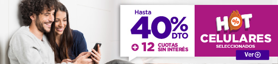 Half Banner Celulares Hot Weekend