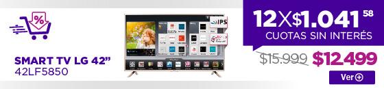 Half Banner SMART TV LG 32 32LF585B
