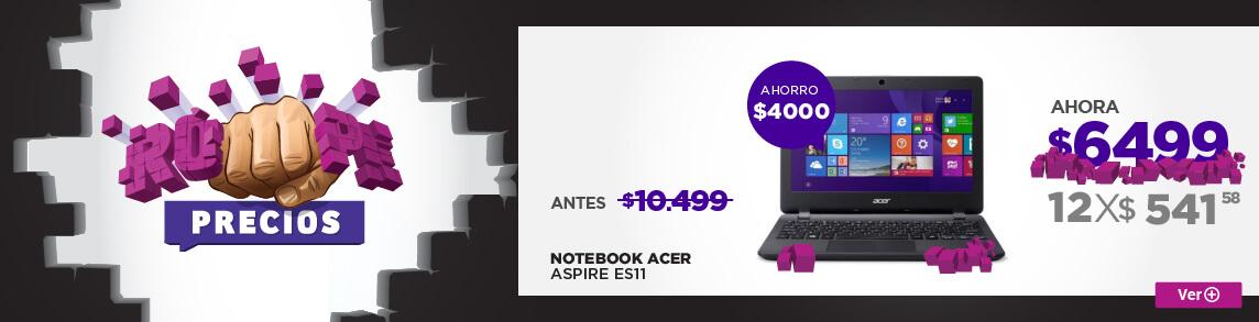 Rotador NOTEBOOK ACER ASPIRE ES11 RP