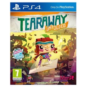 JUEGO-PS4-SONY-TEARAWAY-UNFOLDED