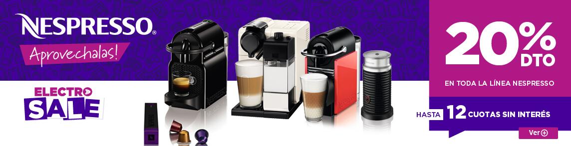 Rotador Ofertas Nespresso