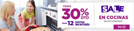 Half Electro Sale Cocina 30% 26.08.2016