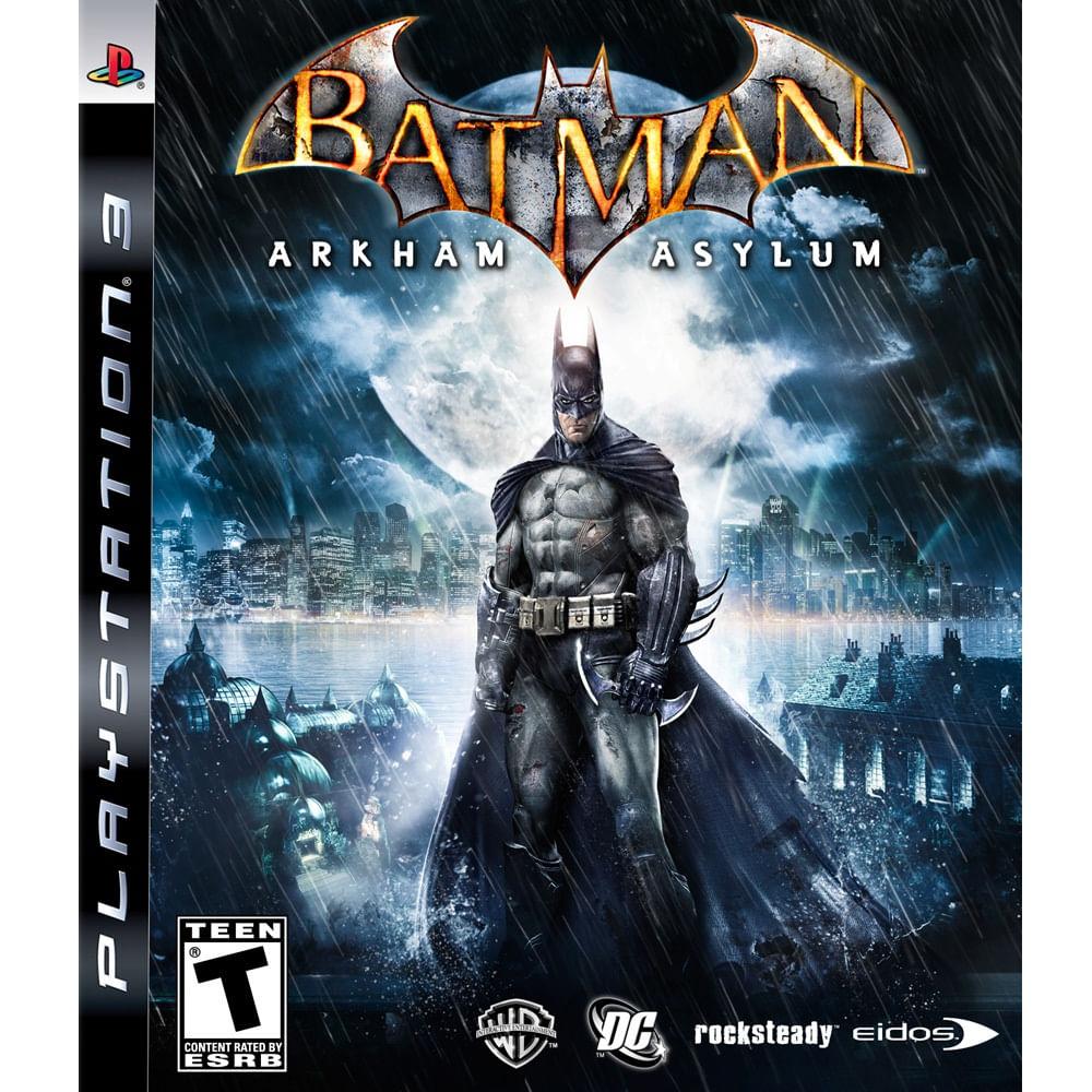 JUEGO-PS3-ROCKSTEADY-STUDIOS-BATMAN-ARKHAM-ASYLUM