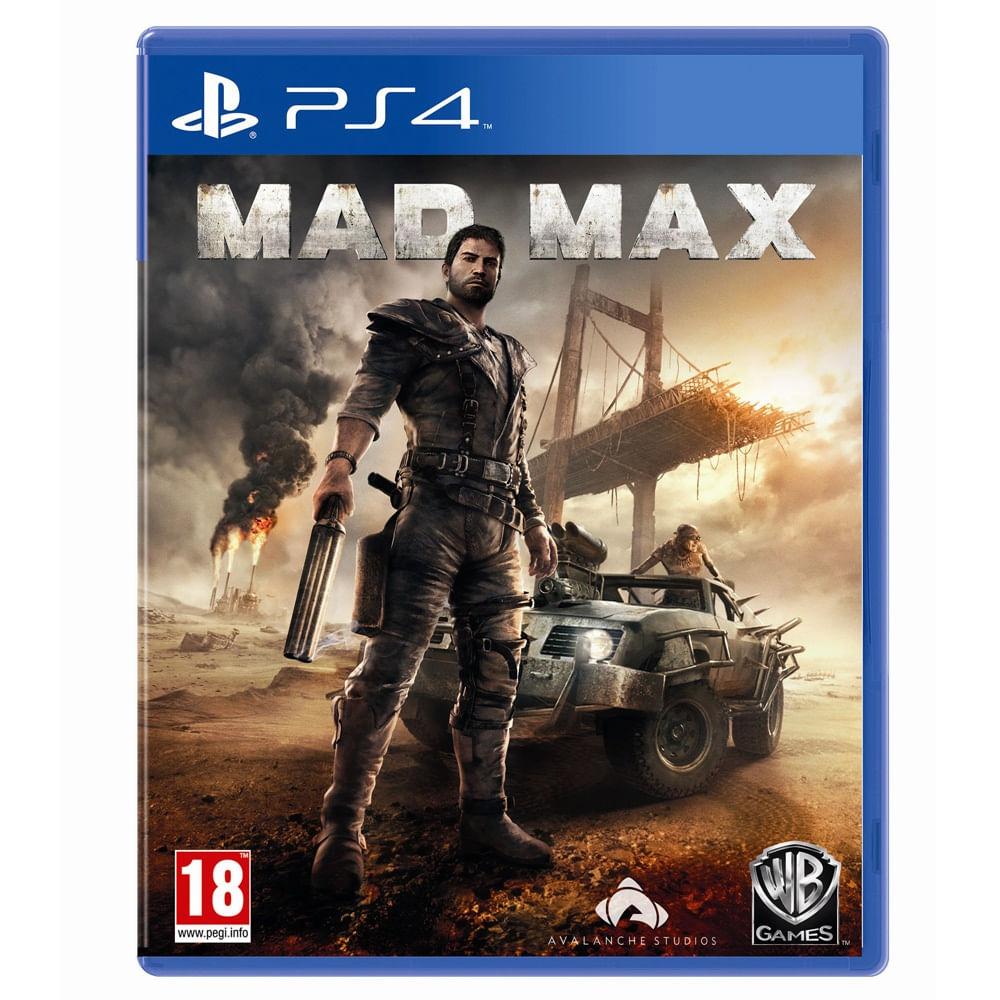 JUEGO-PS4-WARNER-BROS-MAD-MAX