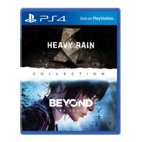 JUEGO-PS4-SONY-THE-HEAVY-RAIN-AND-BEYOND-DOS-ALMAS