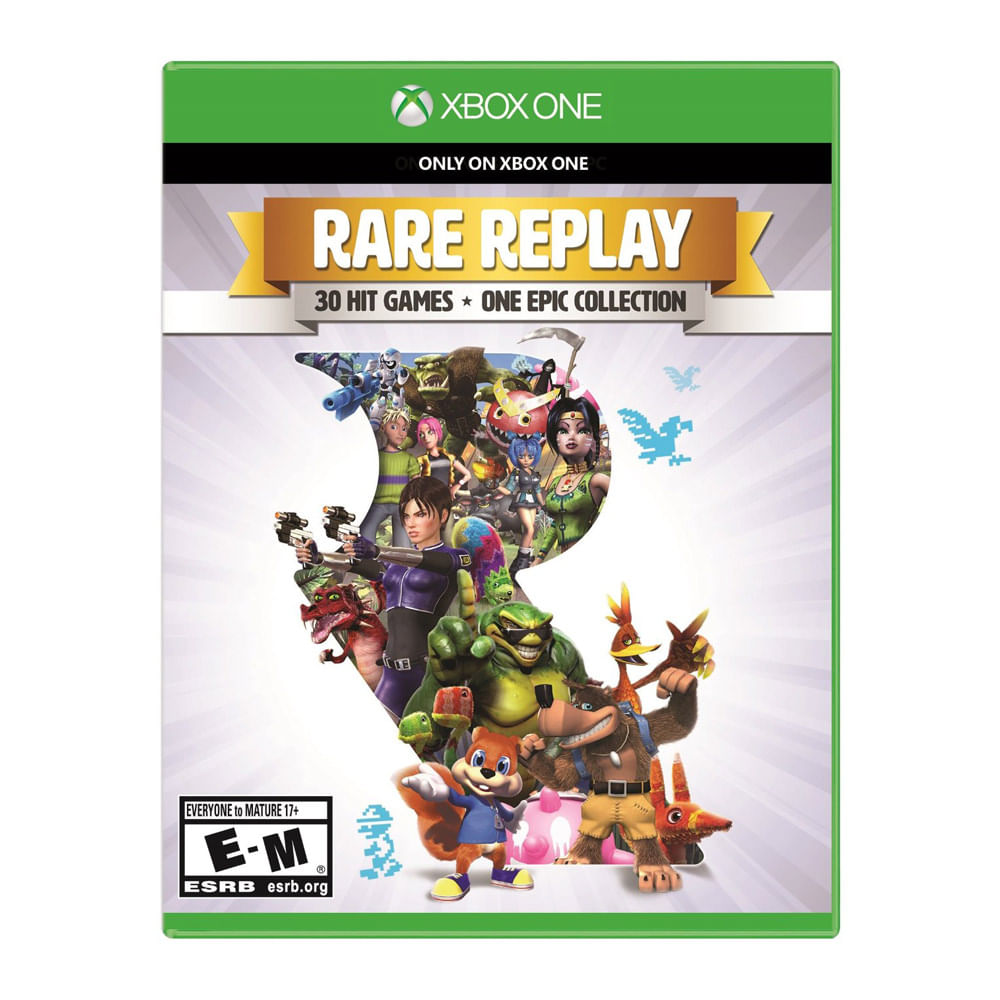 JUEGO-XBOX-ONE-MICROSOFT-RARE-REPLAY