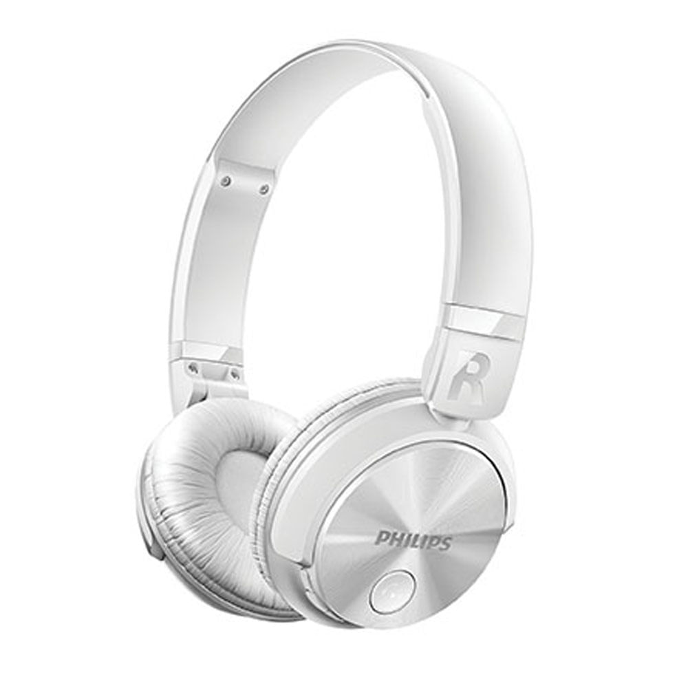 AURICULARES-PHILIPS-BLUETOOTH-SHB3060WT