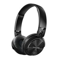 AURICULARES-PHILIPS-BLUETOOTH-SHB3060BK